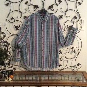 Mans shirt 2 PLY MERCERIZED COTTON.
